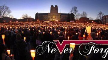 VT Remembrance Candlelight Vigil