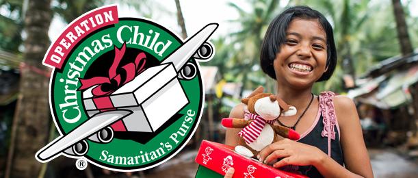 Operation Christmas Child Volunteer Opportunity